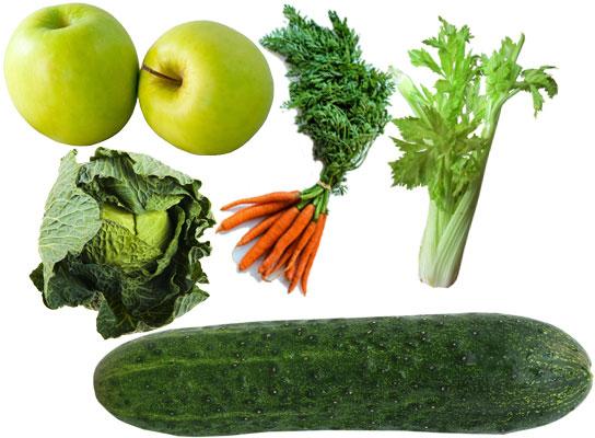 antioxidante, diuretico, depurativo, batido, detox, sano, salud, col
